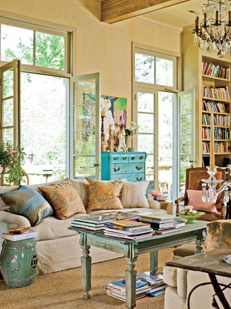 french eclectic interior design interior home design home decorating. Black Bedroom Furniture Sets. Home Design Ideas